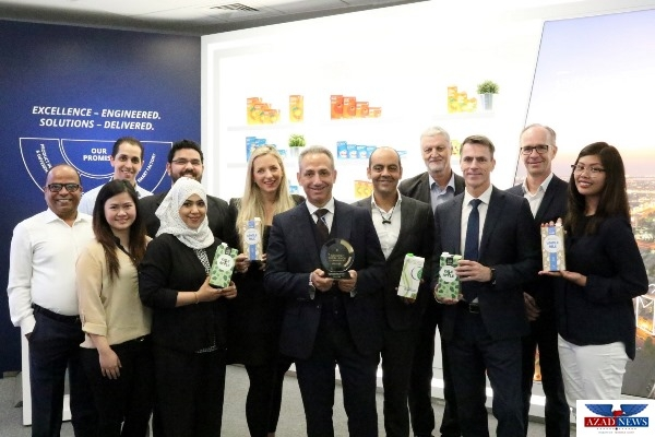 SIG Combibloc Obeikan receives environmental award of the year at Gulfood Manufacturing