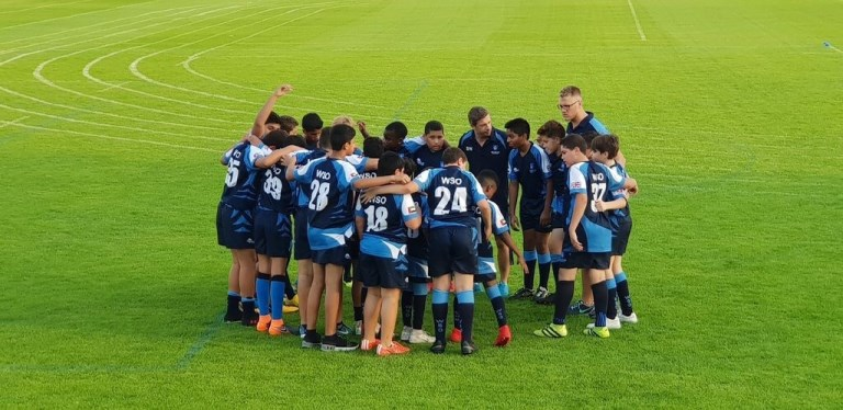 ESM launches Centre of Excellence for Rugby at GEMS Wellington Academy, Silicon Oasis in partnership with Dubai Exiles
