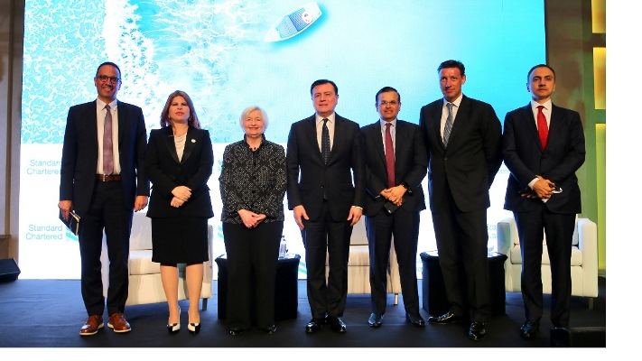 Standard Chartered hosts its 3rd annual Middle East Summit for 2019