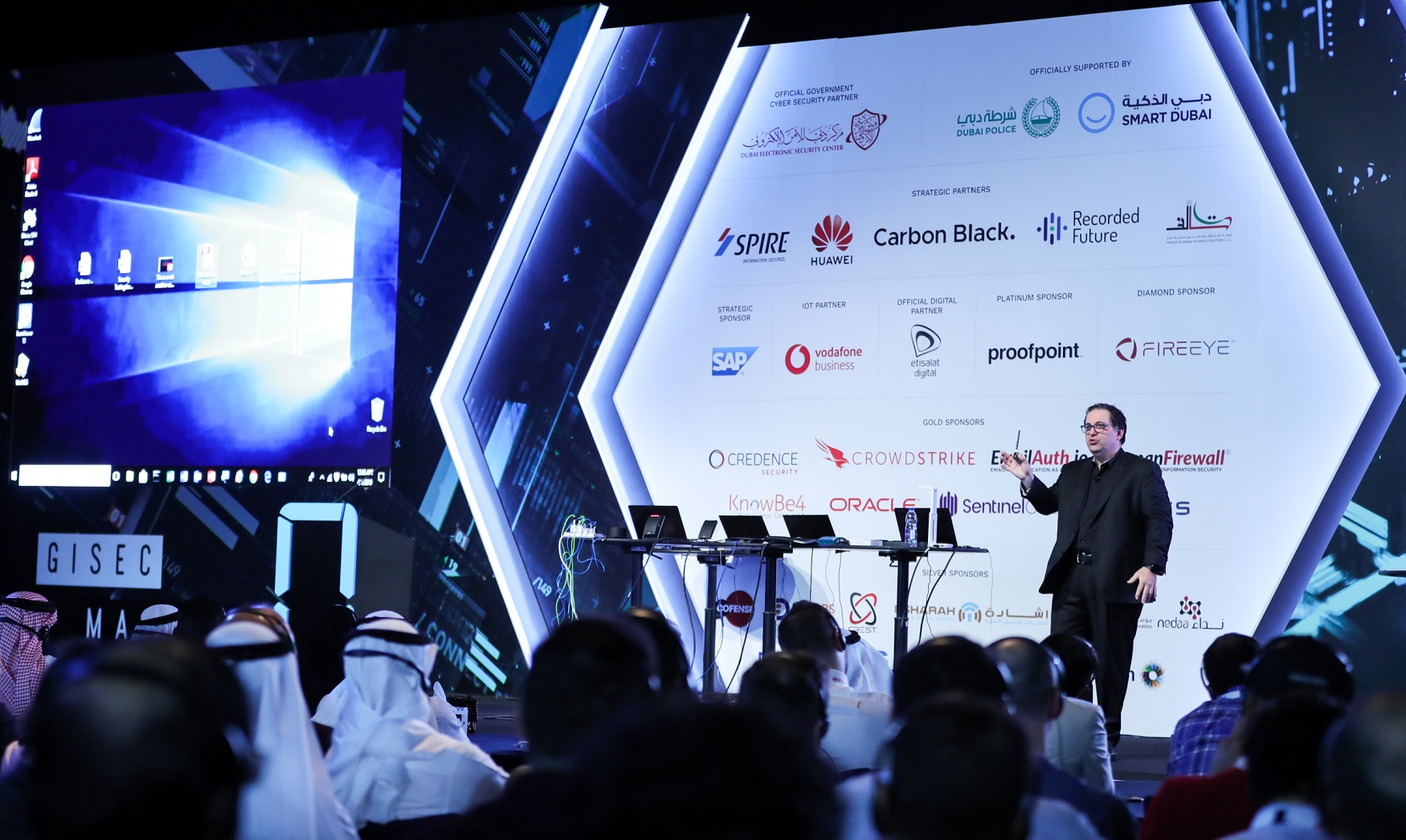 GISEC gets underway, unravelling hacking methods used to