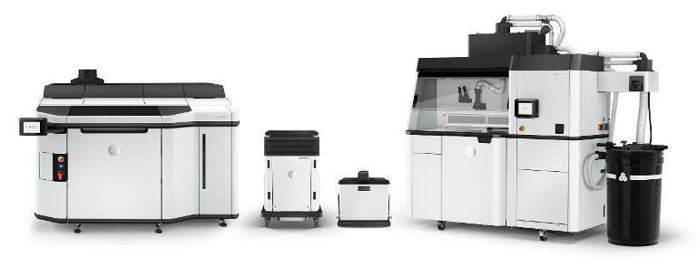 HP Leads Digital Manufacturing Forward with Powerful New 3D Printing Solution, Industrial Alliances, and Global Production Network