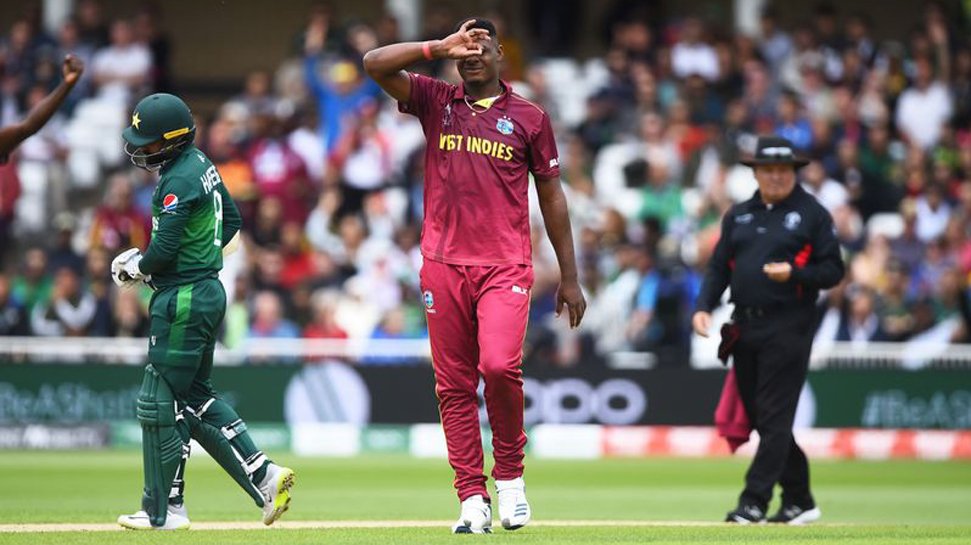 West Indies bowlers turn back time in win over Pakistan