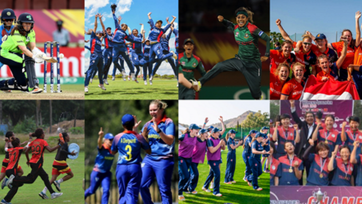 MATCH OFFICIAL APPOINTMENTS AND SQUADS ANNOUNCED FOR ICC WOMEN'S T20 WORLD CUP QUALIFIER 2019