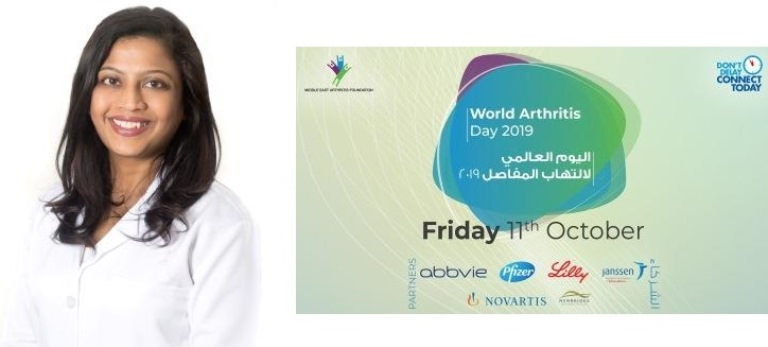 MEAF to host a day full of free activities on the occasion of  World Arthritis Day on October 11