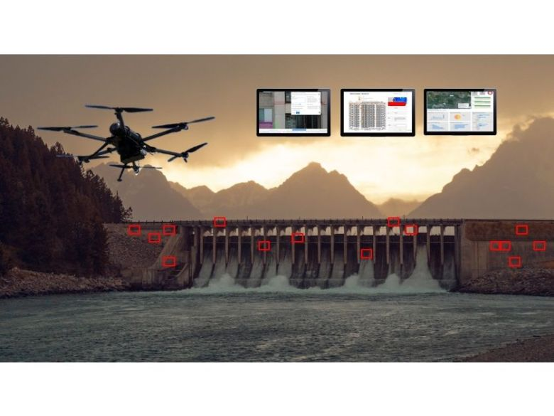 HYCOPTER Drones to Begin Safety Inspection of Hydropower