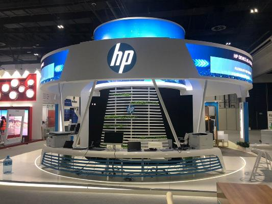 Sustainability at the Forefront of HP's Agenda at GITEX Technology Week 2019