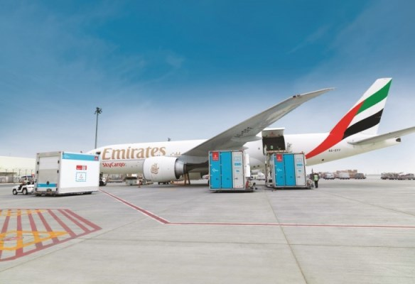 Emirates SkyCargo strengthens its pharma corridors initiative with 'fit-for-purpose' infrastructure