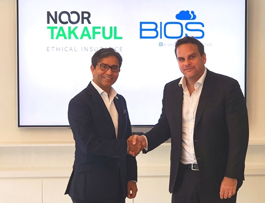 Noor Takaful Accelerates Its Digital Transformation Journey with BIOS Middle East's Cloud