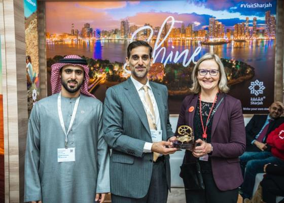 Expo Centre Sharjah Successfully Concludes Participation in Matka Nordic Travel Fair2020