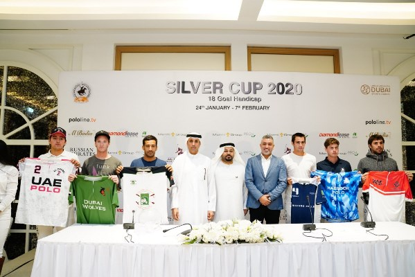 Silver Cup 2020 Tournament Fixture and Live Draw at Al Habtoor Polo Resort