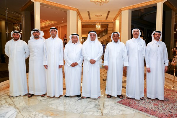 Khalaf Al Habtoor donates 50 ambulances, a fully equipped building for quarantine purposes to UAE health authorities, and commits to building specialised research facility for virus and epidemic studies