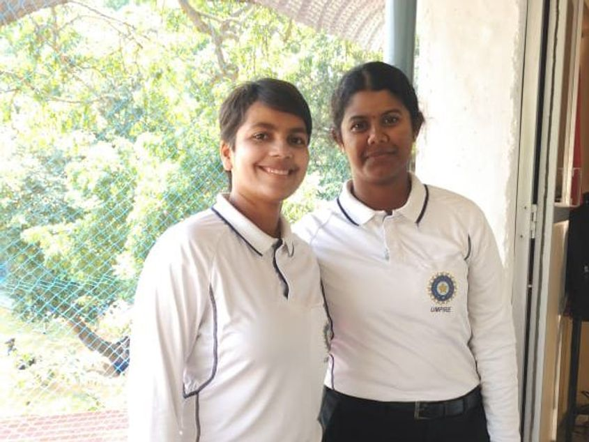 Two more women umpires named in ICC panel