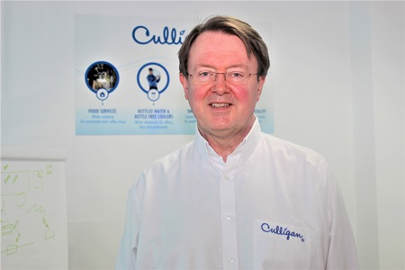 Culligan ramps up sanitiser production to  meet Middle East, Africa demand