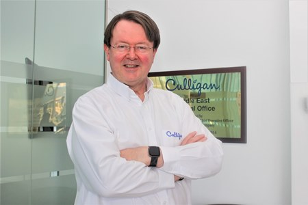 Proper hydration in the workplace vital  to boost business, says Culligan