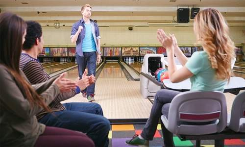 Have a Bowling Blast with your Friends and Family!