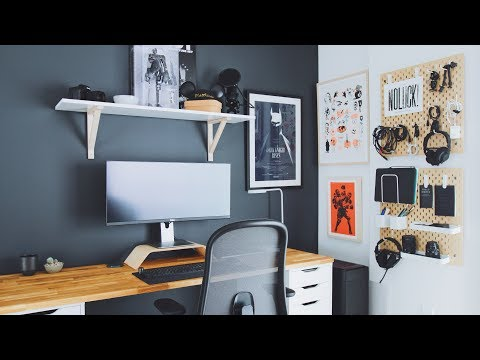 5 Tips For Setting-Up your Custom Office