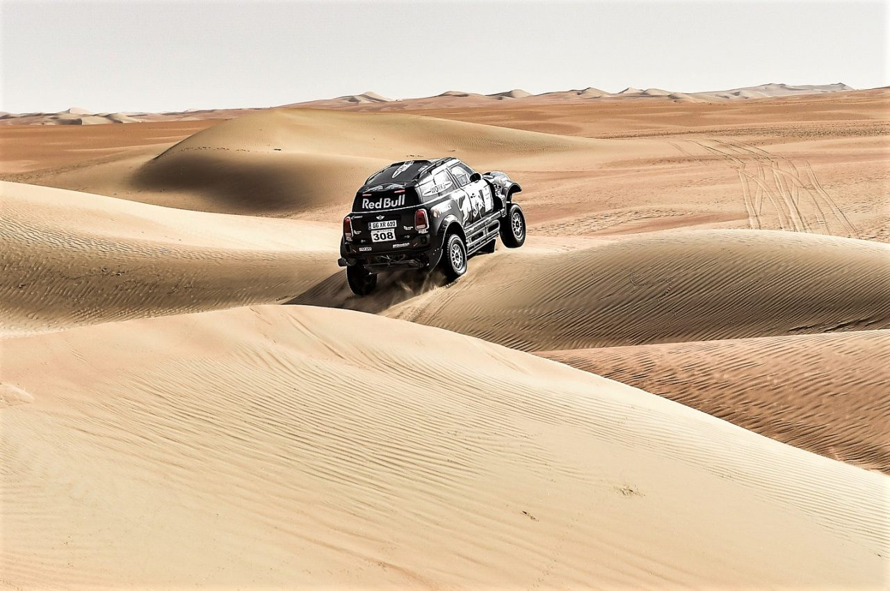 ALL SYSTEMS GO FOR DESERT CHALLENGE AS CROSS COUNTRY  RALLY SPOTLIGHT FALLS ON UAE